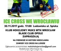 Ice Cross we Wrocławiu !!!