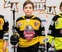 Nasi zawodnicy wciąż ciężko trenują na Campach Hokejowych