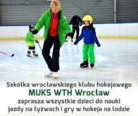 Ruszyły zapisy na bezpłatne zajęcia nauki jazdy na łyżwach z programu Aktywna Zima w Mieście